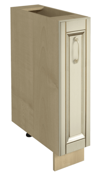 Долен кухненски шкаф H 15x87 с карго